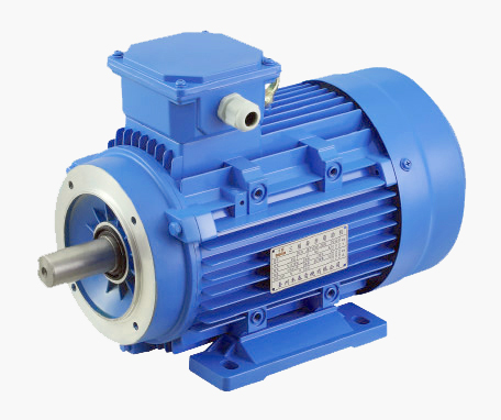 MS Aluminum Single Phase Motors