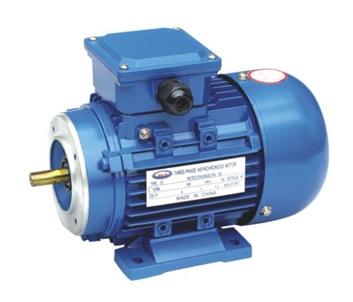 aluminum electric motor