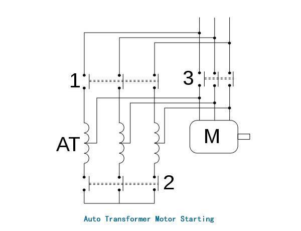 Auto Transformer Motor Starting