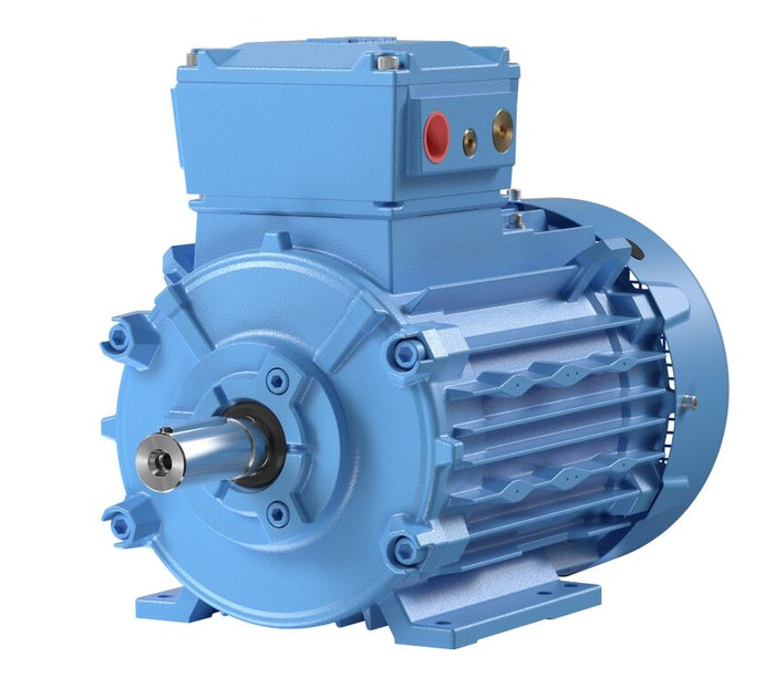 An Example of a Fire-Proof Motor